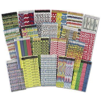 250 Pc Mega Pencil Assortment - Awards & Incentives & Pencils for $<!--$34.99-->