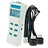 Portable Digital Large LCD Display Monitor Dissolved Oxygen DO meter tester 0~199.9% / 0~19.99 PPM / 0~19.99 mg/I Range with Cable