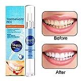 Teeth Whitening Pen Kit, Fimate 2019 Newest Teeth Whitening Gel Pen, Teeth Stain Remover Treatments, No-Sensitivity Teeth Whitener