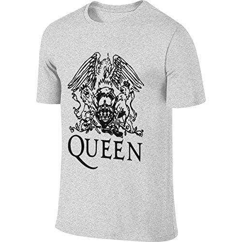 BTVE Queen Band Logo Humor Party Gray Tee 31
