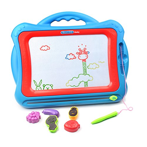 Magnetic Drawing Board,AMOSTING Travel Doodle Sketch Board