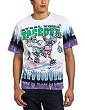 Liquid Blue Men's Grateful Dead Steal Your Face Off T-Shirt, Multi, XX-Large