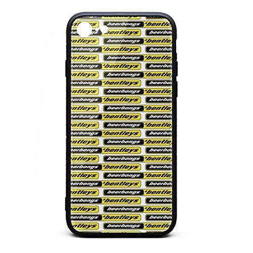 Mobile Phone case iPhone 7/8 Rapper-Post-Malone-Logo- Cute Punk Skin iPhone 8 ()