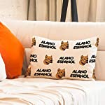 Personalized Pillow Case Alano Espanol Dog Breed Style A Polyester Pillow Cover 20INx28IN Design Only Set of 2 14