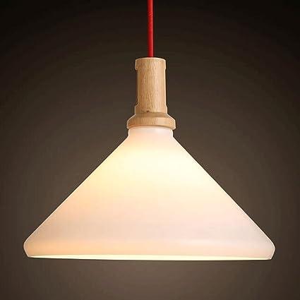 ZLR Lámpara de Mesa Simple Moderna Lámpara de Techo de una ...