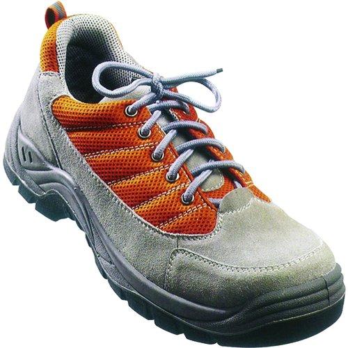 Zapatos de segur. spinelle gris naranja t.42