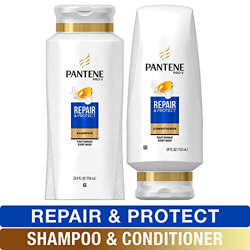Pantene Shampoo Sulfate Conditioner Protect