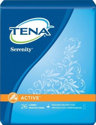 (TENA Serenity Regular Pantiliners 8 [Bag of 26] by TENA)
