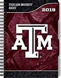 Texas A&M University Aggies 17-Month 2019 Tabbed Planner