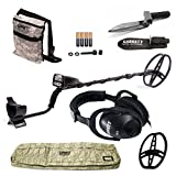 GARRETT AT PRO METAL DETECTOR W/8.5 X 11 DD COIL & COVER ADVENTURE PK DVD W/MUST HAVE ACCESSORIES