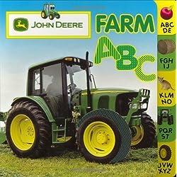 John Deere: Farm A B C (John Deere (DK Hardcover)) by DK Publishing (2006) Board book