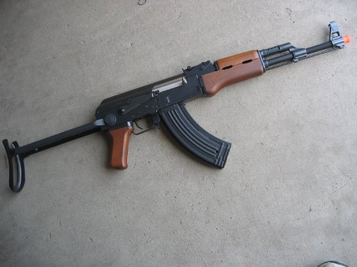 electric airsoft ak47 400 fps - 5