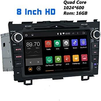 joying 8 inch 1024600 android 4 4 4 kitkat quad core car stereo for honda cr v 2007. Black Bedroom Furniture Sets. Home Design Ideas