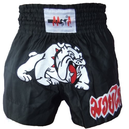 Aasta Muay Thai Bulldog Kick Boxing Shorts