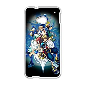 Mickey Mouse and Donald Duck White HTC M7 case