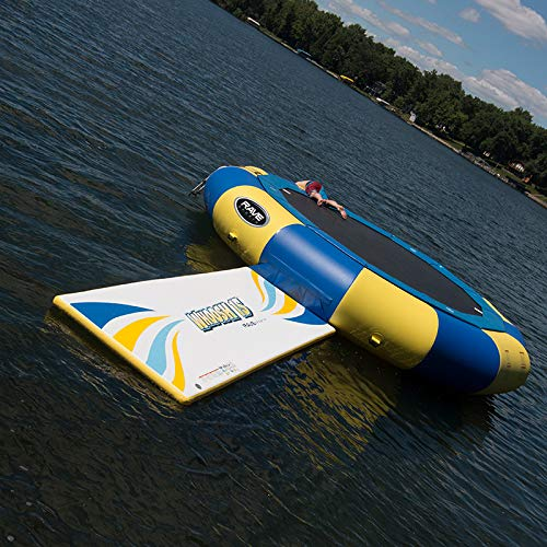 RAVE Sports Water Whoosh 15' Inflatable Water Activity Mat for Playing and Sliding by RAVE Sports (Image #4)