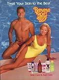 Greg Louganis Christy Fichtner for Banana Boat ad 1990
