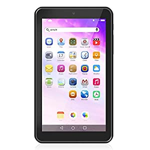 """Wecool 7 inch tablet Computer Android 5.1, 7""""HD Display, Resolution 800X1280, Quad Core,1+8GB , Double Camera, WiFi, Bluetooth,Black"""