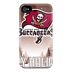 Top Quality Protection Tampa Bay Buccaneers Case Cover For Iphone 4/4s