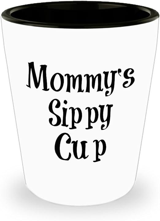 Mommy s un vasito – Vaso de chupito Shotglass – Vodka Whisky ...