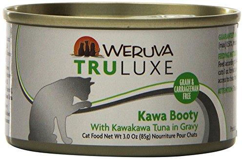 Weruva's TruLuxe Cat Food, Kawa Booty with Kawakawa Tuna in