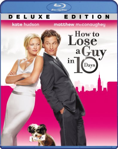 How to Lose a Guy in 10 Days [Blu-ray] (Kleine Ti)