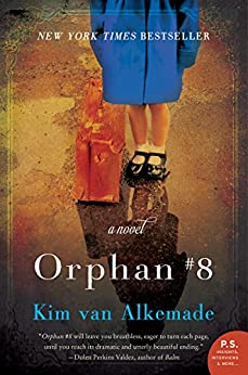 Orphan Novel Kim van Alkemade ebook