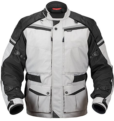 Pilot Trans.Urban Jacket V2 (Silver, Large)
