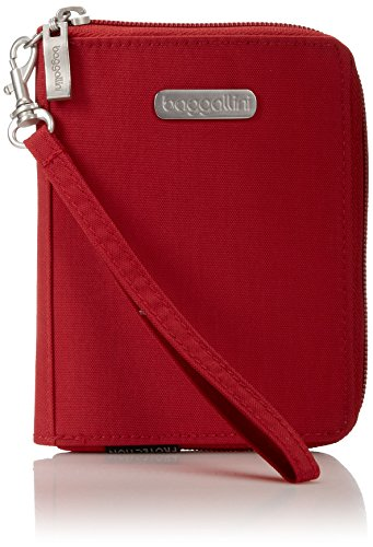(Baggallini Passport Travel Case, Apple, One Size)