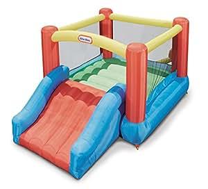 Little Tikes Jr. Jump 'n Slide Bouncer