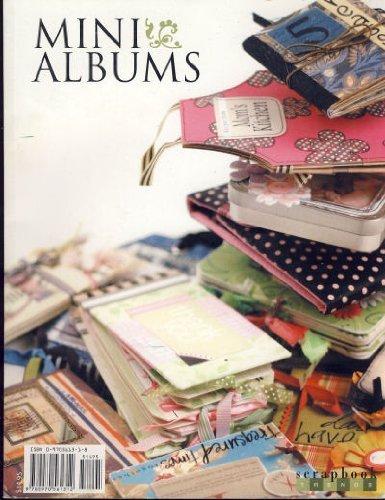 Scrapbook Trends Magazine: Mini Albums
