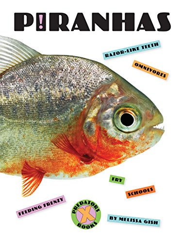X-Books: Piranhas image