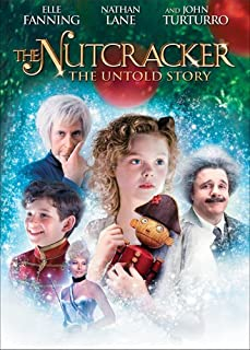 Book Cover: The Nutcracker: The Untold Story