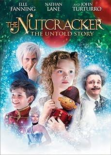 Book Cover: The Nutcracker: The Untold Story