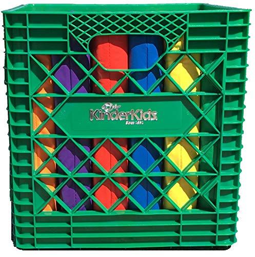 KinderMat KinderCrate KinderCushions Alternative Red Purple product image