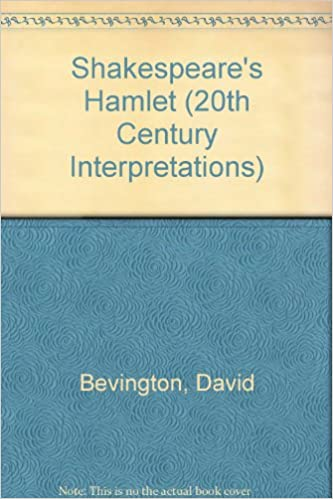 Essay Thesis Statement Generator Twentieth Century Interpretations Of Hamlet A Collection Of Critical Essays  Th Century Interpretations David M Bevington   Amazoncom  The Importance Of Learning English Essay also Topics English Essay Twentieth Century Interpretations Of Hamlet A Collection Of  Examples Of A Thesis Statement For An Essay