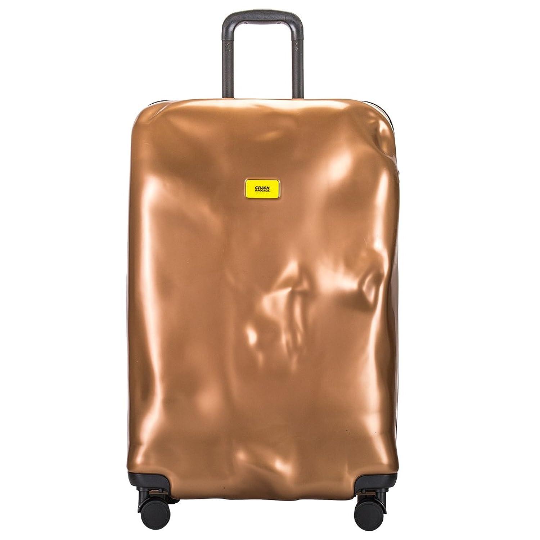 クラッシュバゲージ Crash Baggage スーツケース 100L ブライト Lサイズ 大型 大容量 CB113 Bright キャリー[ バッグ ] キャリーケース クラッシュバゲッジ [並行輸入品] B06XG9Y5WWブロンズ(22)