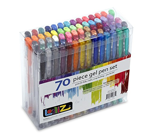Franchise Herald, Franchise News, Information Tips and Datas,Top Best 5 gel pens coloring glogex for sale 2017,