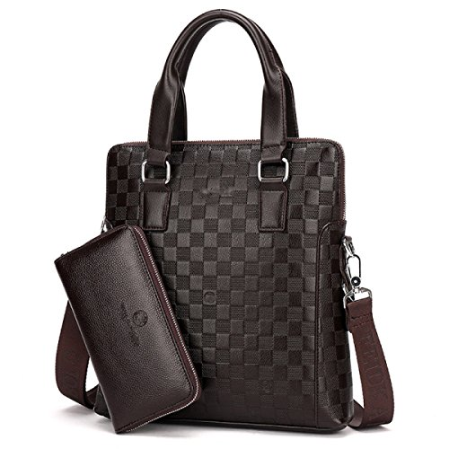 Laptop Computer Bag Briefcase Male Package Business Indentation A4