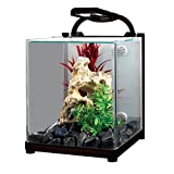 Aqua One 52044 REFLEX 26 Aquarium Kit, Black