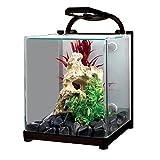 Aqua One 52044 REFLEX 26 Aquarium Kit, Black