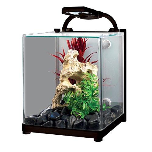 - Aqua One 52044 Reflex 26 Aquarium Kit, Black