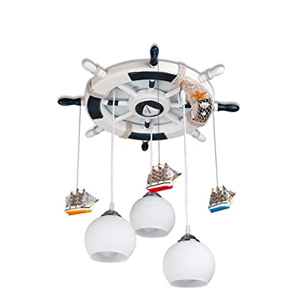 Amazon.com: PLLP Living Room Chandelier, Bar Restaurant ...