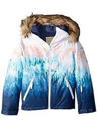 Roxy Girls Little Girls American Pie Girl Se Snow Jacket