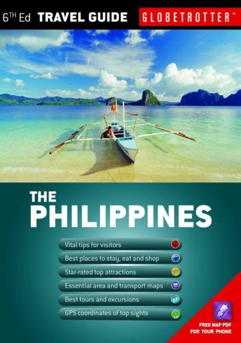Travel Pack Series - Philippines Travel Pack (Globetrotter Travel Series)