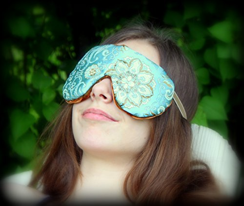 Lavender Filled Eye Mask - 5
