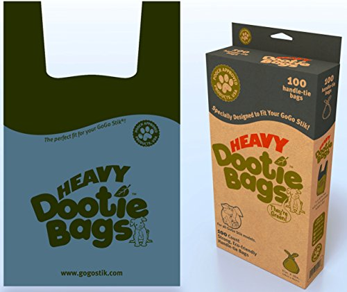Extra Large Dog Poop Bags - 6