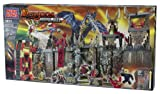 Mega Bloks Dragons Metal Ages: Ramparts of Ryousan Playset