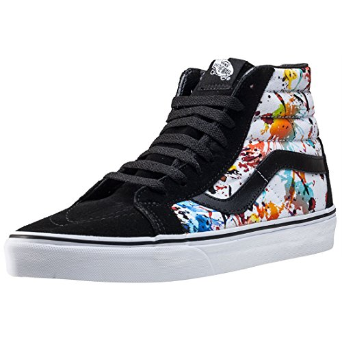 Vans Sk8 Hi Reissue (paint Splatter) Sneakers Multi / True White Maat 4 Heren / 5,5 Dames