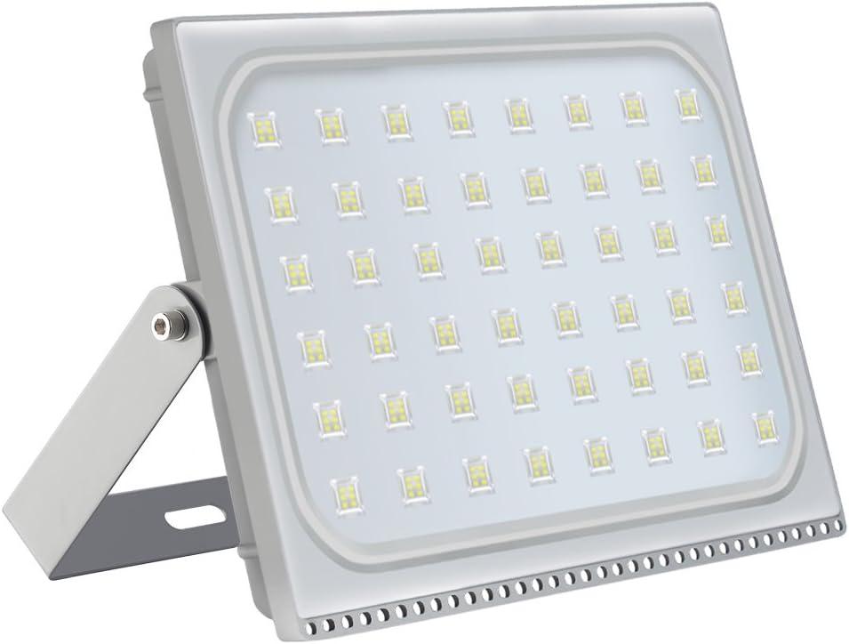 Foco proyector LED 300W para exteriores, resistente al agua IP65, luz de seguridad,Diseño ultraligero ultrafino